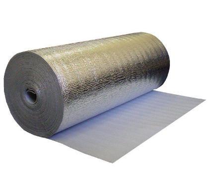 Подложка NN ink. ЛМ 5мм 30м2 отражающая металлизированная