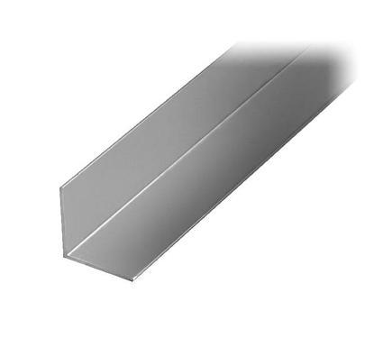 Уголок алюминиевый NN ink. 40х40х2,0мм 2м