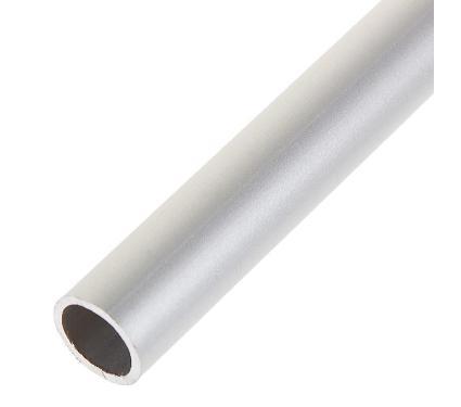 Труба NN ink. алюминиевая 10х1,0мм 2м