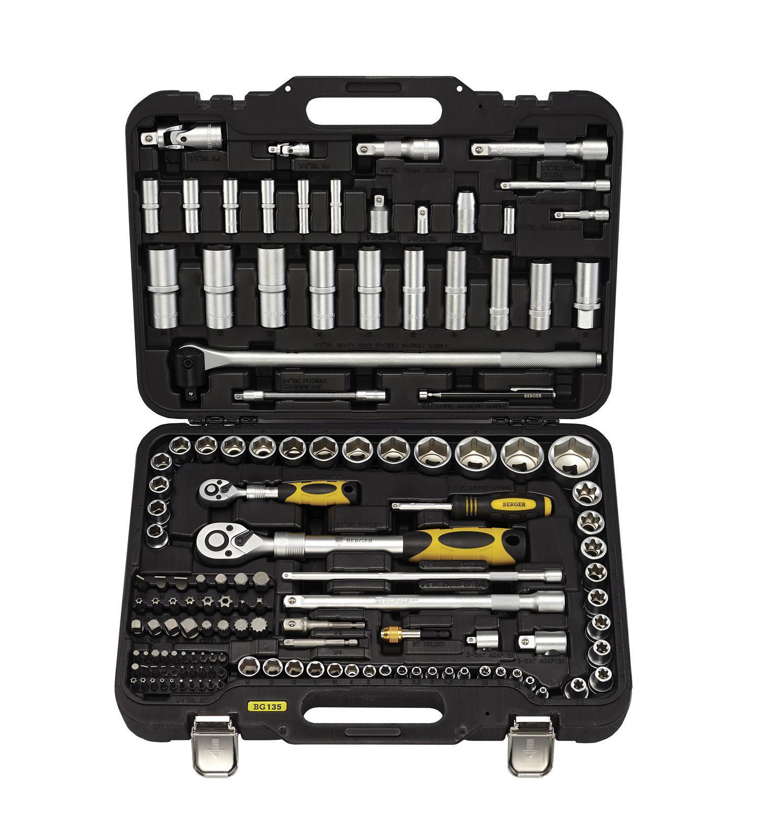 Набор инструментов Berger Bg135-1214