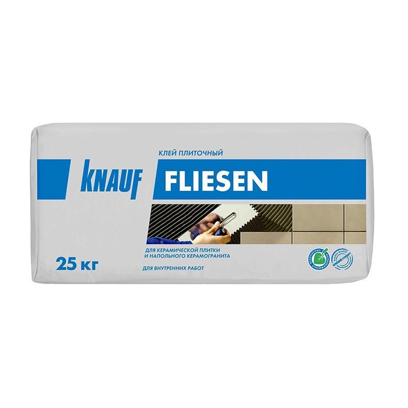 Клей плиточный Knauf Флизен для внутренних работ 25кг фото