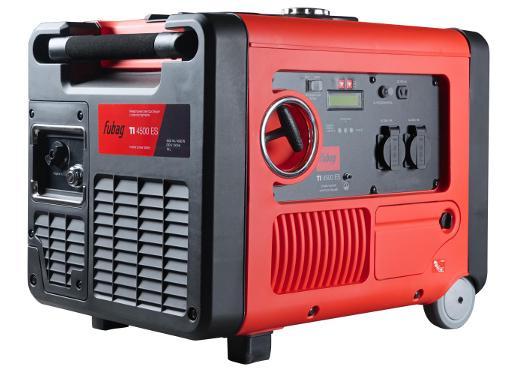 Бензиновый генератор FUBAG TI 4500 ES
