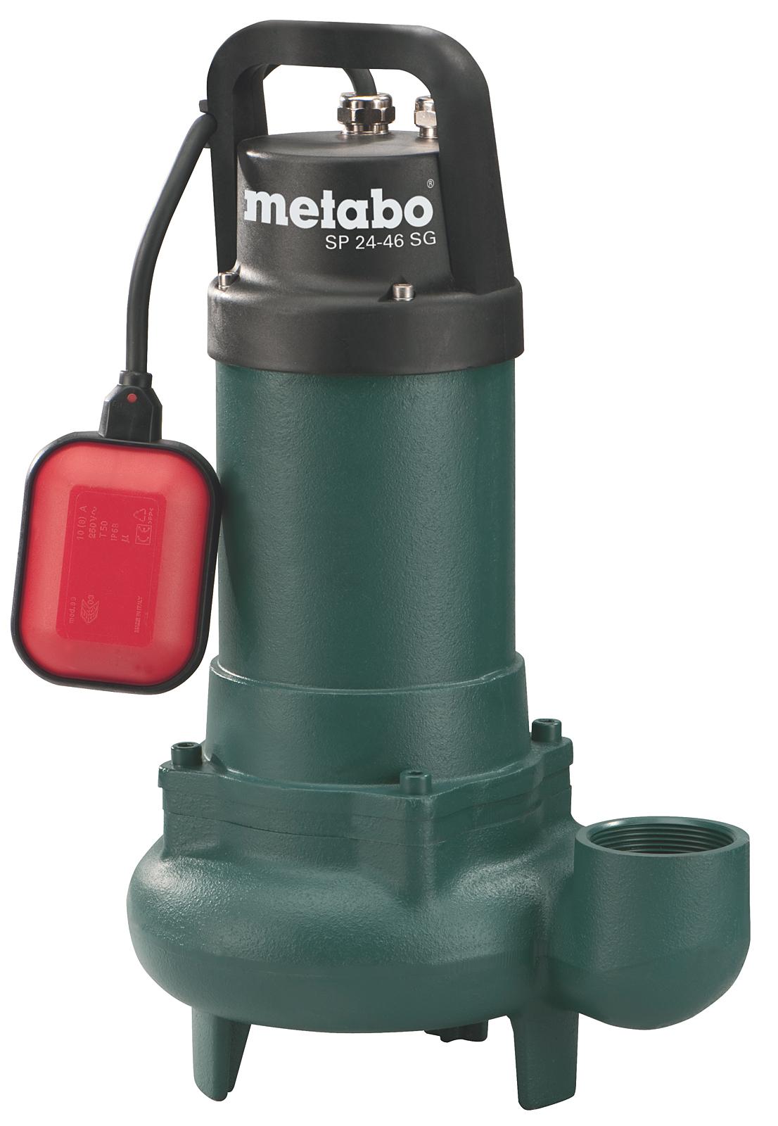 Купить Дренажный насос Metabo Sp 24-46 sg (604113000), Германия