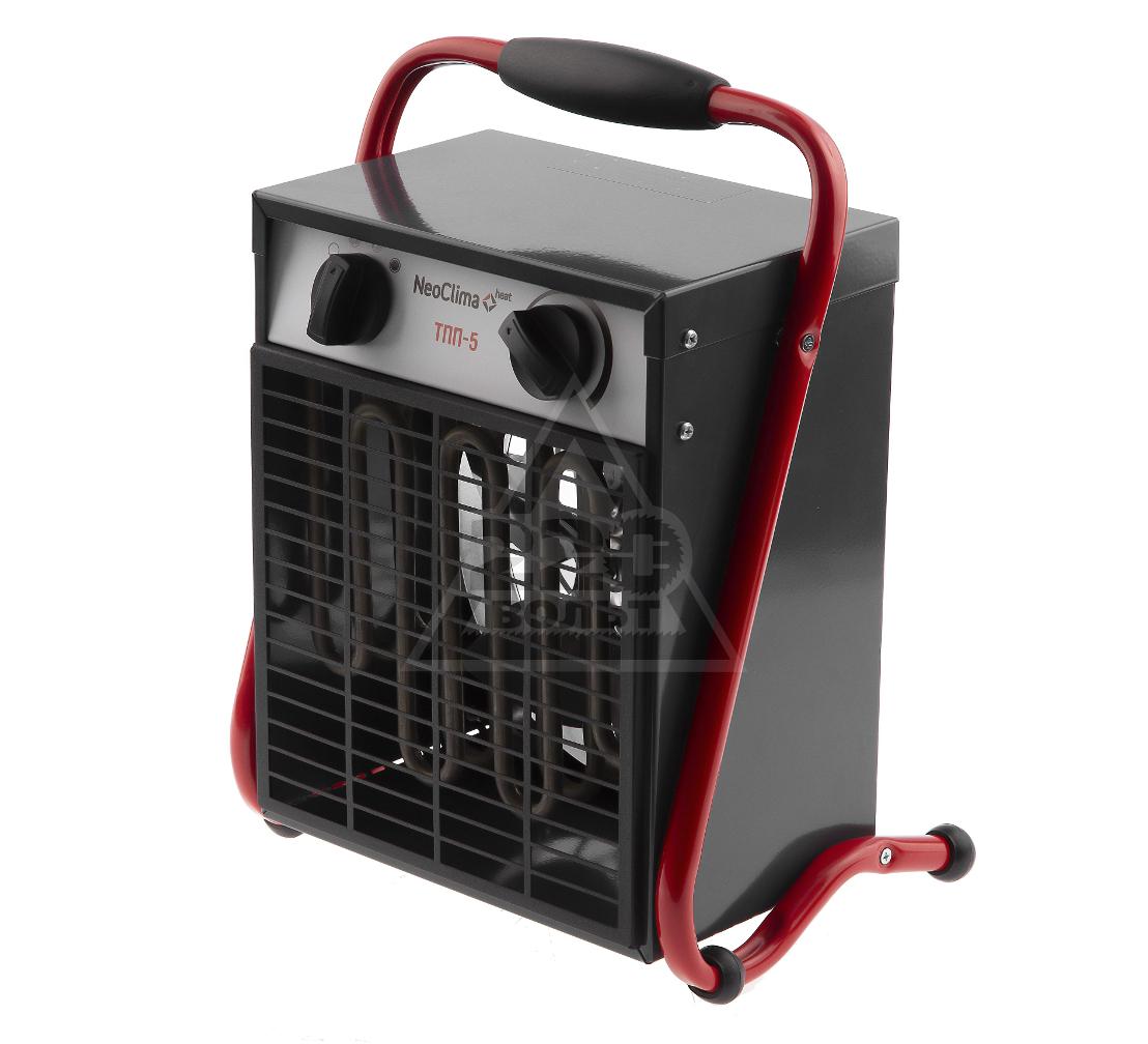 Тепловентилятор промышленный NEOCLIMA ТПП-5 электрический