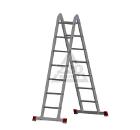 Лестница-трансформер НОВАЯ ВЫСОТА 2х6