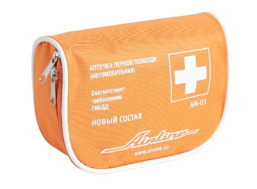 Аптечка автомобильная AIRLINE AM-01