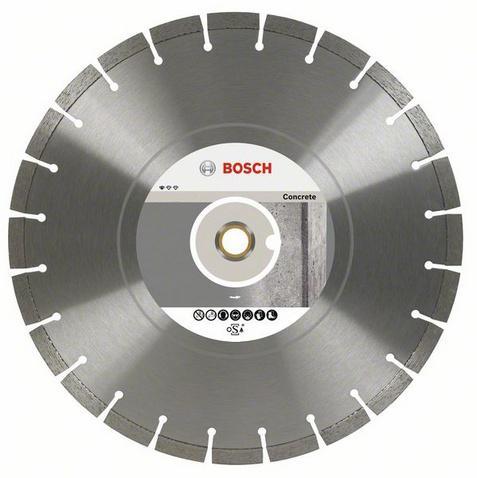 Круг алмазный Bosch Standard for concrete 450x25.4 сегмент (2.608.602.546) круг алмазный bosch expert for concrete 450x25 4 сегмент 2 608 602 563