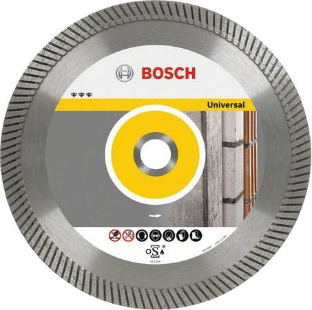 Круг алмазный Bosch Best for universal turbo 150x22 турбо (2.608.602.673)