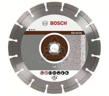 Круг алмазный BOSCH Standard for Abrasive 300x20/25.4 сегмент (2.608.602.620)