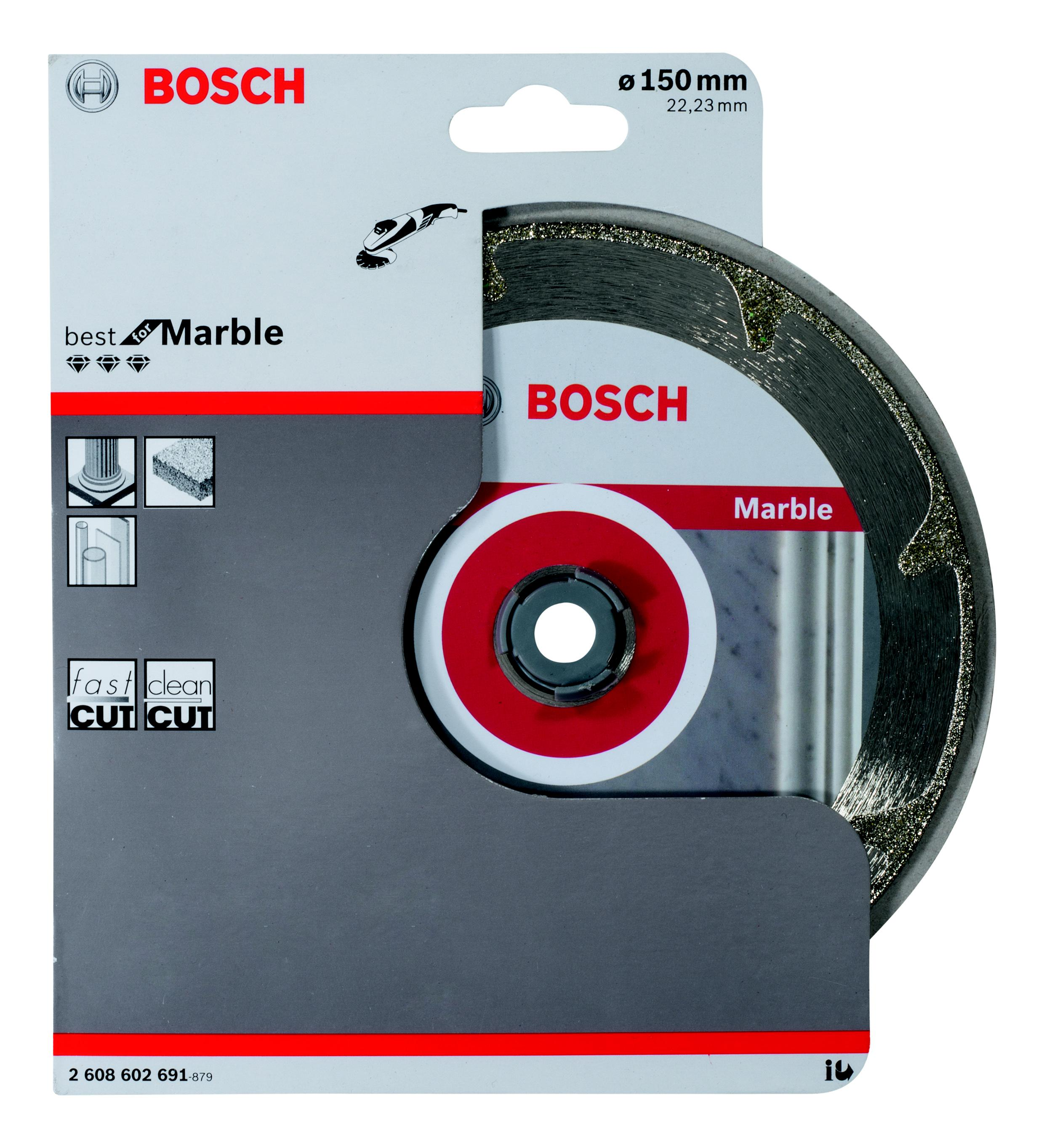 Круг алмазный Bosch Best for marble 150x22 сегмент (2.608.602.691) 150 best sustainable house ideas