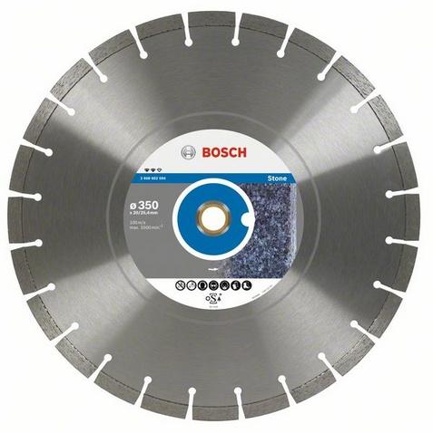 Круг алмазный Bosch Expert for stone 450x25.4 сегмент (2.608.602.596) круг алмазный тсс 450 premium