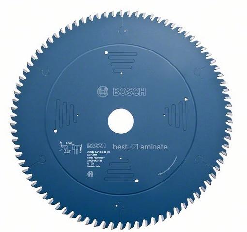 Диск пильный твердосплавный Bosch Best for laminate 305x96x30 (2.608.642.137) ламинат egger laminate flooring 2015 classic 8 32 дуб цермат терра 32 класс