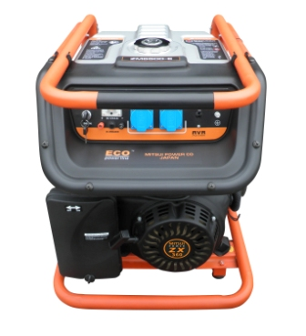 Бензиновый генератор Mitsui power Eco zm3800-e mitsui power eco zm10000е