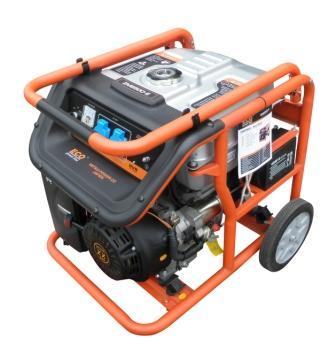 Бензиновый генератор Mitsui power Eco zm7500-e mitsui power eco zm10000е