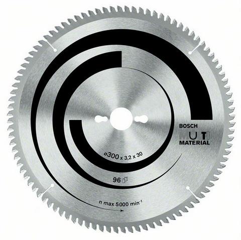 Диск пильный твердосплавный Bosch Multi material 150x42x 20/16 (2.608.640.501)