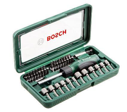 Набор отверток BOSCH X-LINE 46 (2607019504)