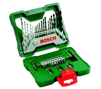 Набор бит и сверл BOSCH X-LINE 33 (2607019325)
