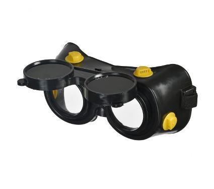 Очки защитные газосварщика TULIPS TOOLS IO01-322