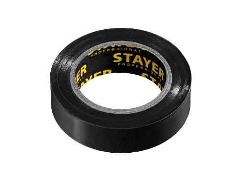 Черная изолента ПВХ STAYER 15мм х 10м (Protect-10 12291-D)