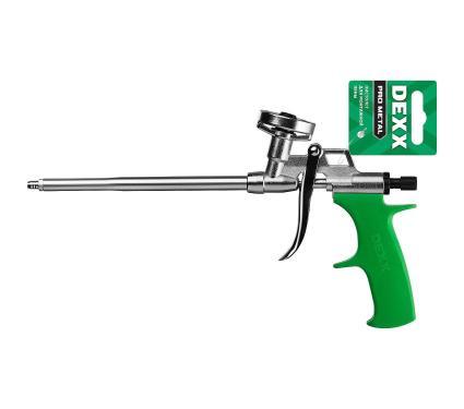 Пистолет для монтажной пены DEXX PRO METAL 06868_z01