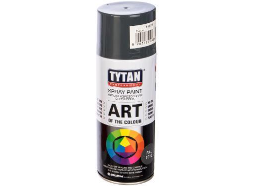 Краска TYTAN Professional Art of the colour серая RAL7015 0,4 л