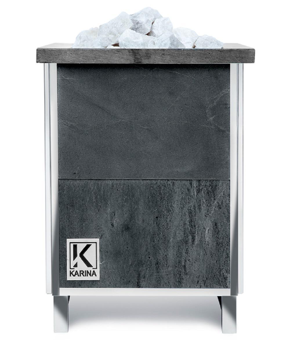 Электрическая печь Karina Quadro 9 mini Талькохлорит qu-9-220/380-t l ornstein 9 vignettes so 380