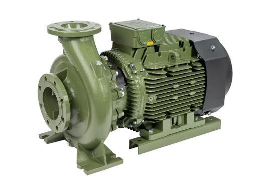 Центробежный насос SAER IR32-125 A