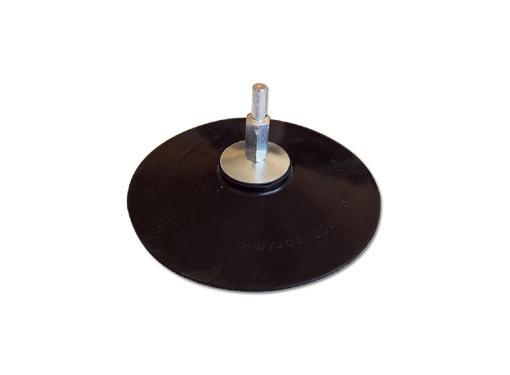 Круг шлифовальный SANTOOL хвостовик 6мм (031810-002-115)