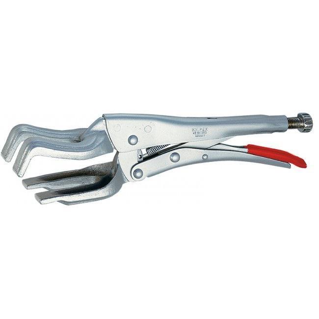 Зажим сварочный Knipex 280 мм (kn-4224280) зажим сварочный aist 275 мм 71172611