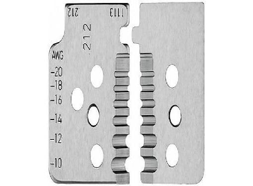 Ножи для стриппера KNIPEX KN-121913