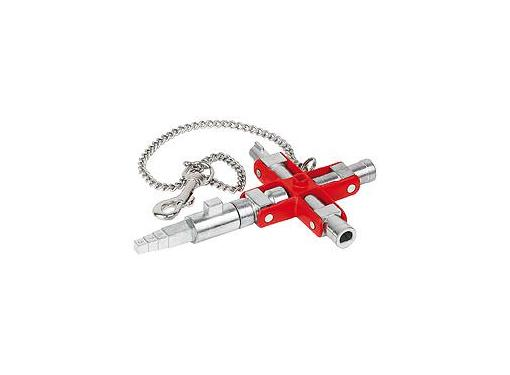 Ключ для электрошкафов KNIPEX KN-001106V01