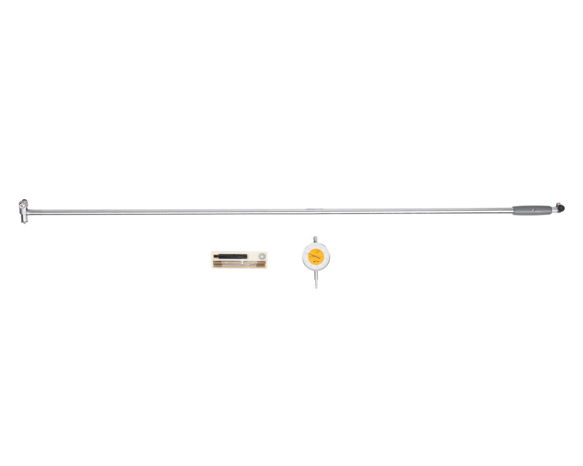 Нутромер Micron НИ 160-250 0,01 с удлин. 1000мм МИК нутромер чиз ни 160 250 0 01