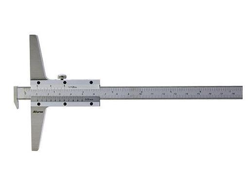 Штангенглубиномер MICRON ШГ-630