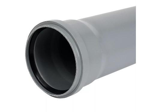 Канализационная труба ПОЛИТЭК 5703 (114025), D40мм L250мм