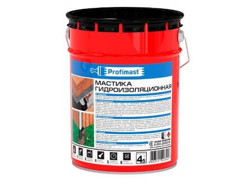 Мастика гидроизоляционная PROFIMAST 5 л