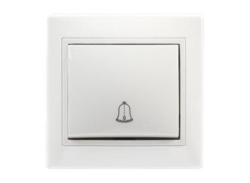 Кнопка для звонка SMARTBUY SBE-01w-10-B1-0