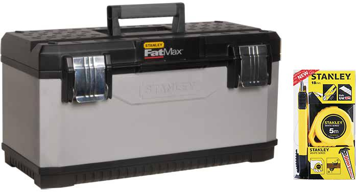Набор Stanley Ящик fatmax 1-95-616 +Набор stht74253-8 цена