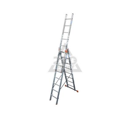 Лестница алюминиевая приставная KRAUSE TRIBILO 3х8