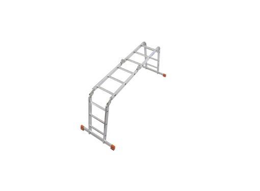 Универсальная шарнирная лестница KRAUSE MULTIMATIC KS-120632 4х3