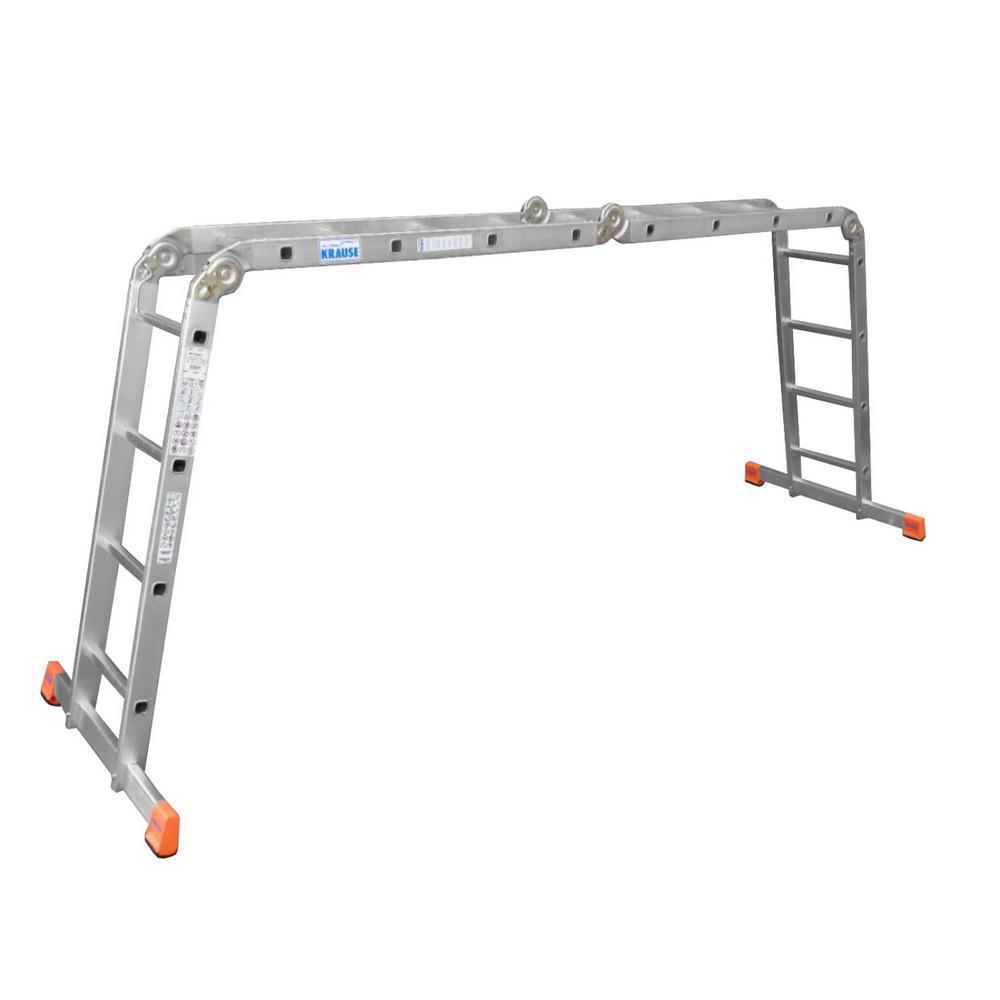 Лестница алюминиевая приставная Krause Multimatic 120649 стремянки и лесницы