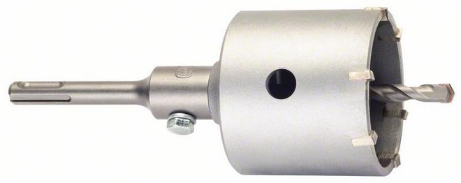 фрезы твердосплавные Коронка твердосплавная Bosch Sds+ 82 мм, твердосплавные зубья (2.608.550.065)