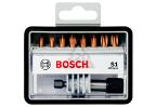 Набор бит BOSCH Robust Line Max Grip Ph1/Ph2/Ph3 25 мм, 8 шт. (2.607.002.574)