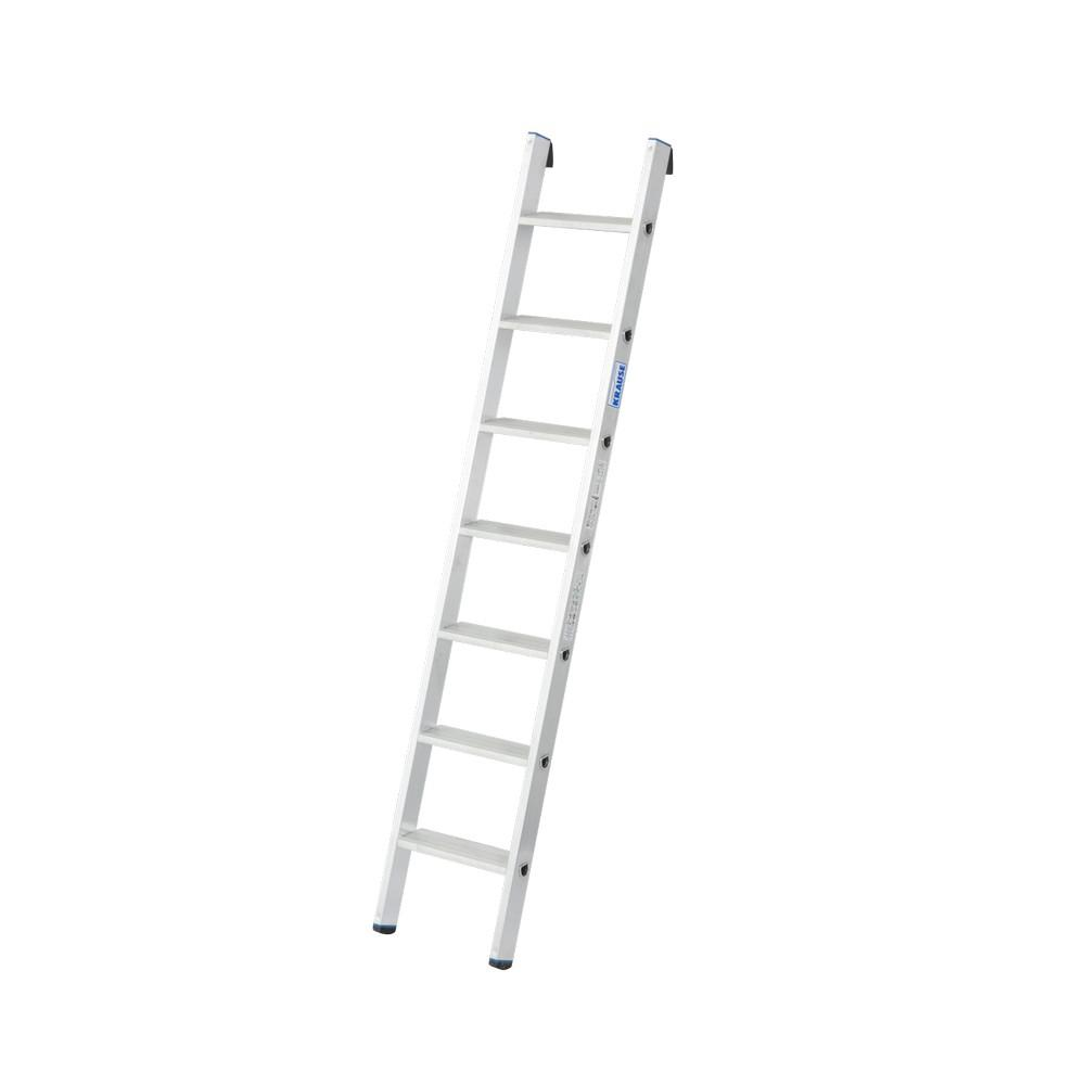 Лестница приставная Krause Stabilo 124418 лестница новая высота приставная 10 ступеней