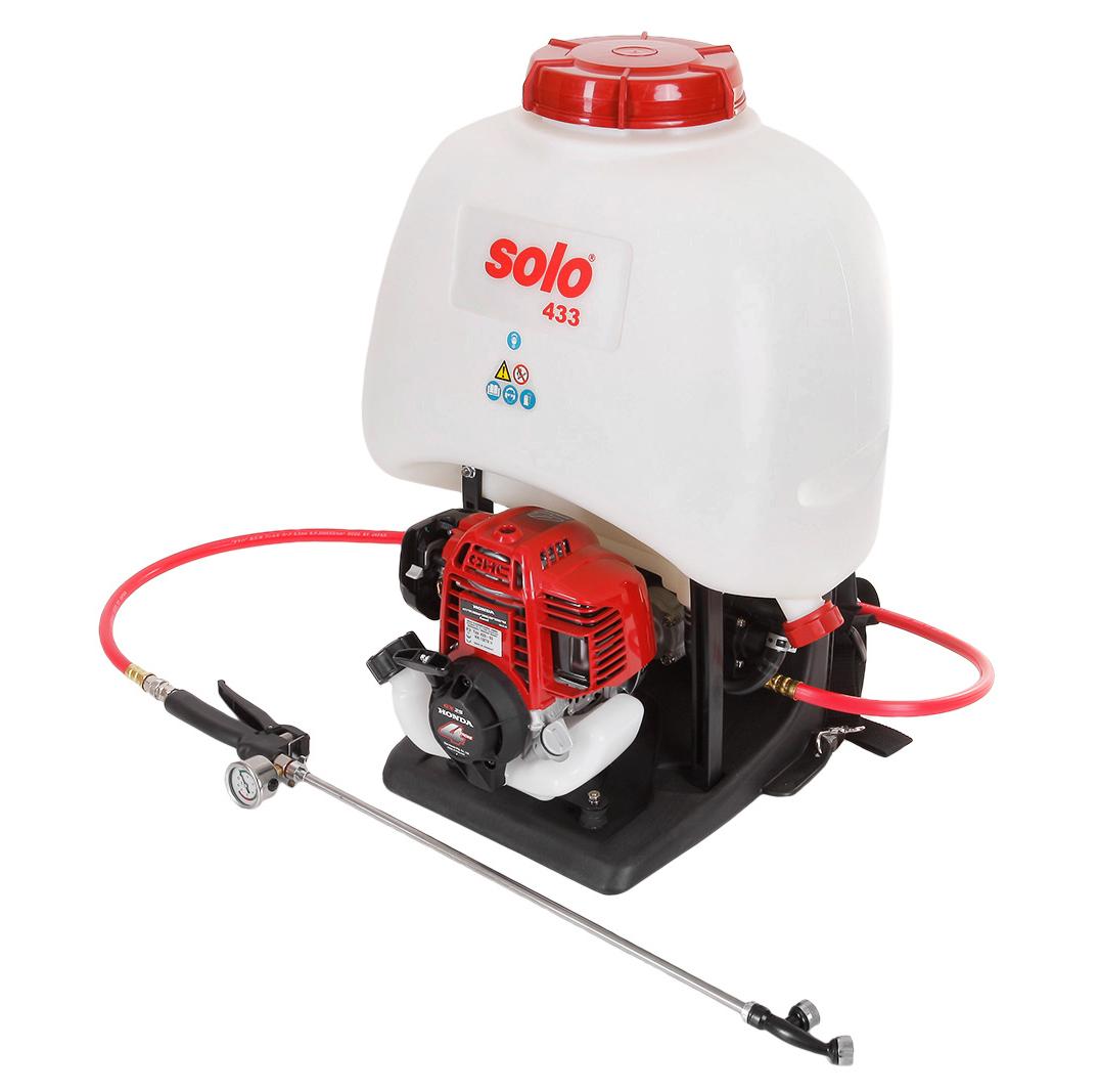 Опрыскиватель Solo 433н - это интересное приобретение. Рекомендуем купить продукцию производителя Solo - это удобно и цена нормальная.