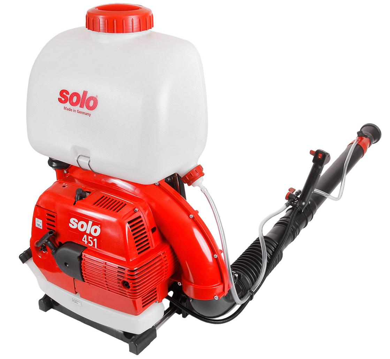 Опрыскиватель Solo 451-02 (20l) - это успешный выбор. Ведь выбрать продукцию производителя Solo - это выгодно и недорого.
