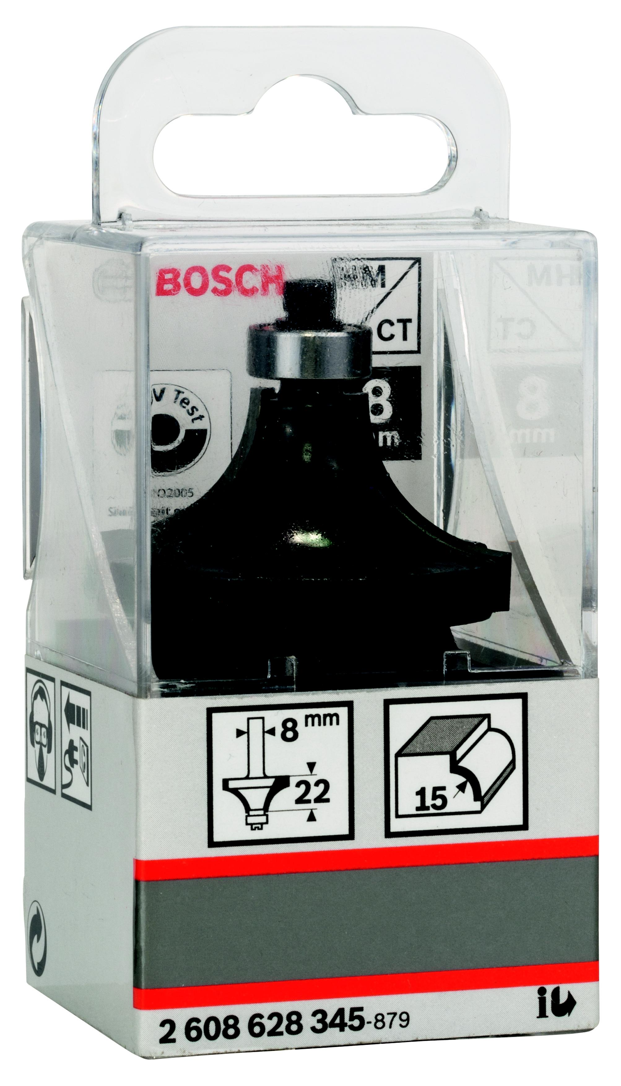 Купить Фреза Bosch карнизная 15/22/8 (2.608.628.345), Германия