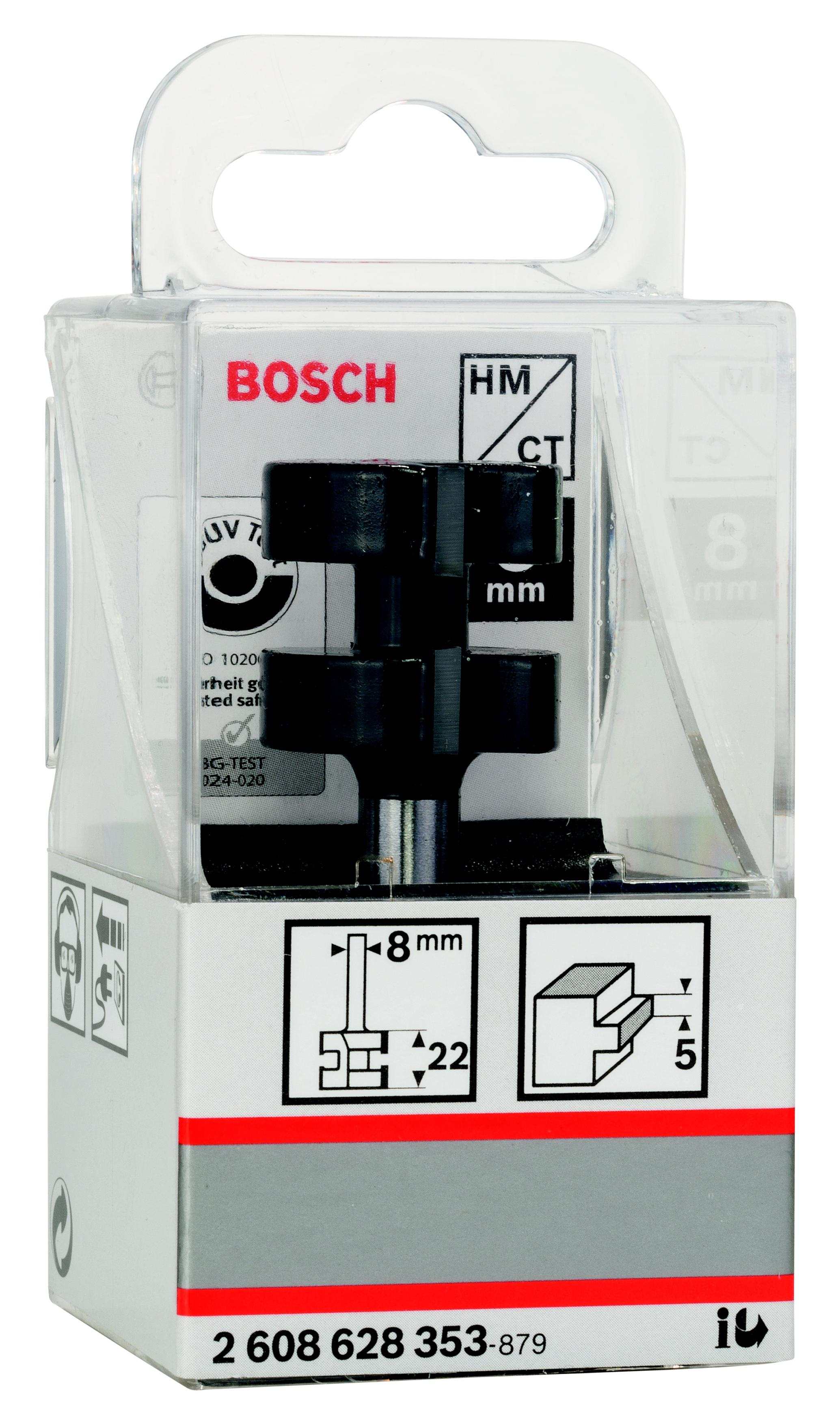 Фреза Bosch гребневая 25/5/8 (2.608.628.353) tasp 5 pair per set carbon brushes 5 8 15mm replace for bosch electric drill motors