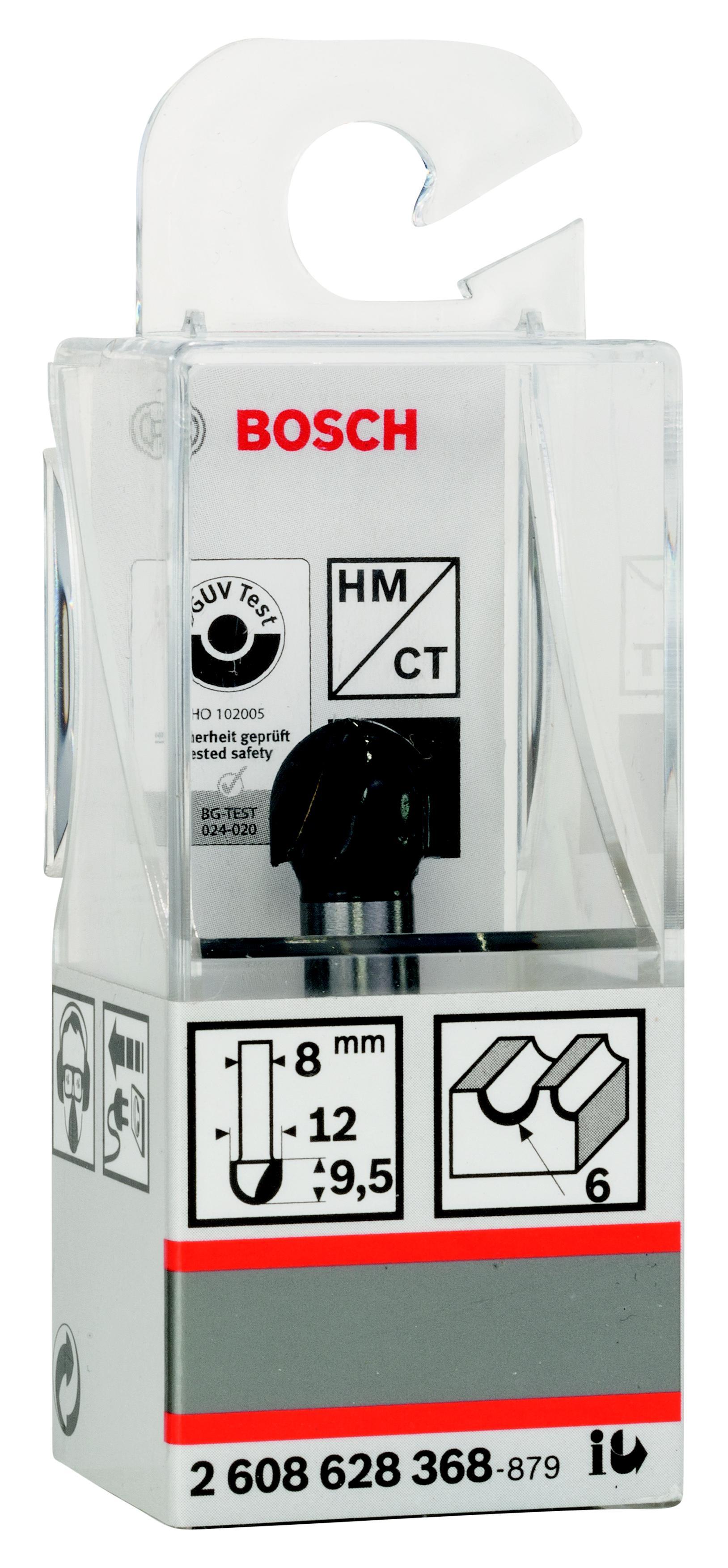 Фреза Bosch галтельная 6/9.5/8 (2.608.628.368)