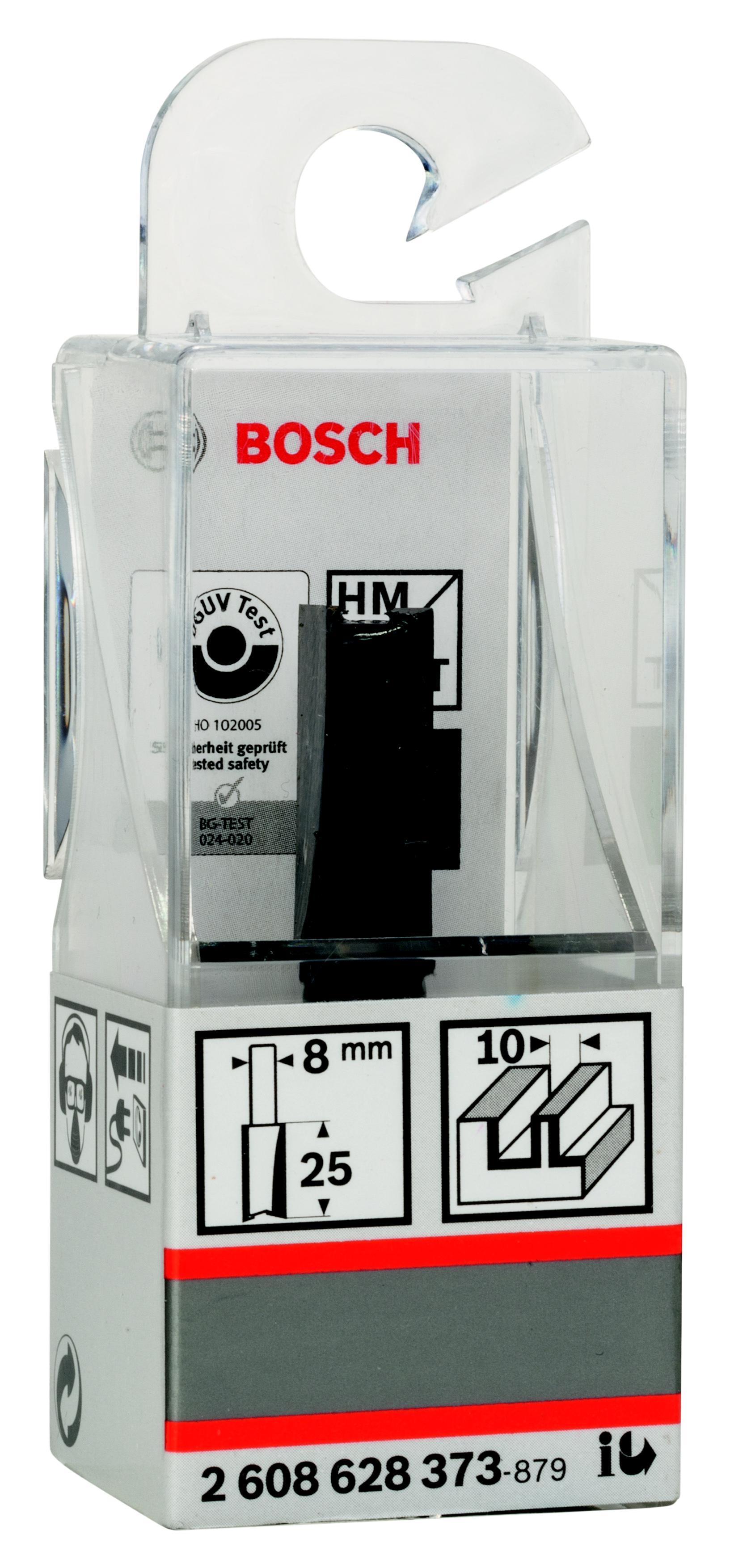 все цены на Фреза Bosch пазовая 10/25/8 (2.608.628.373)