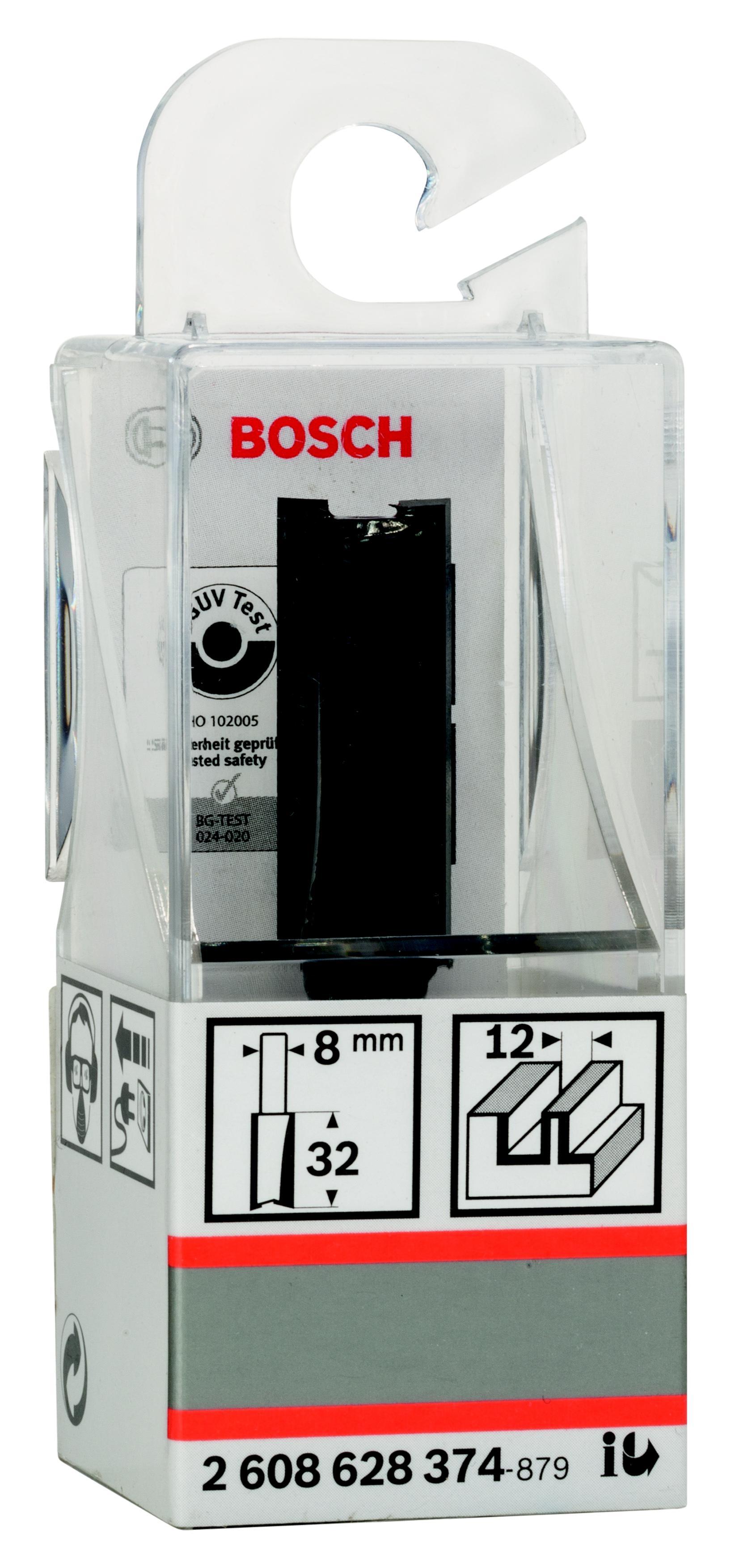 Купить Фреза Bosch пазовая 12/32/8 (2.608.628.374), Германия